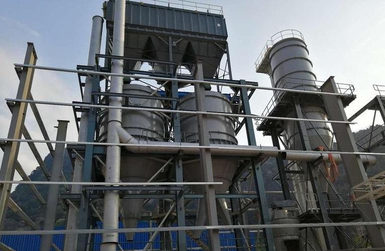 工业煤粉锅炉
