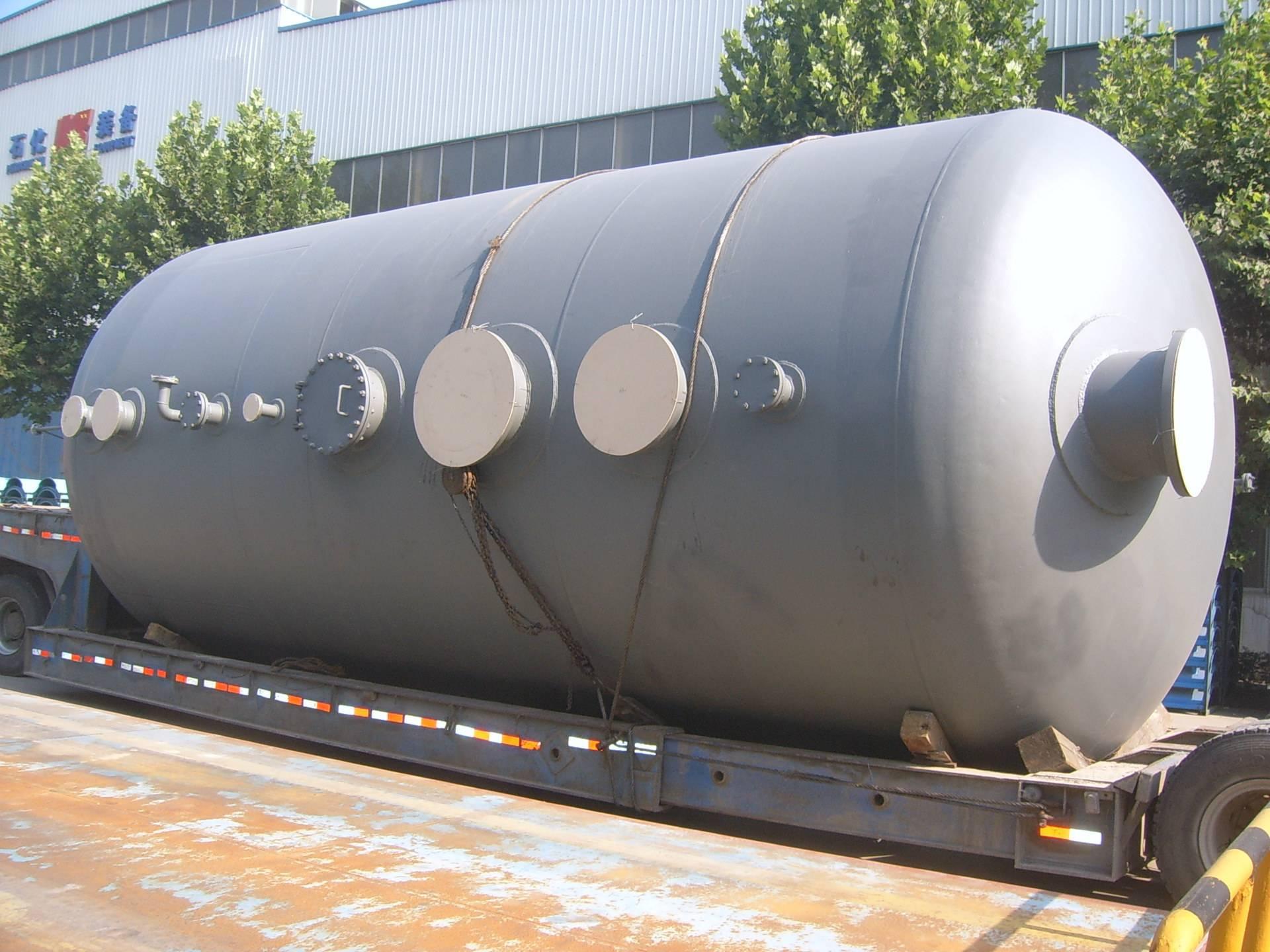 钢制压力容器