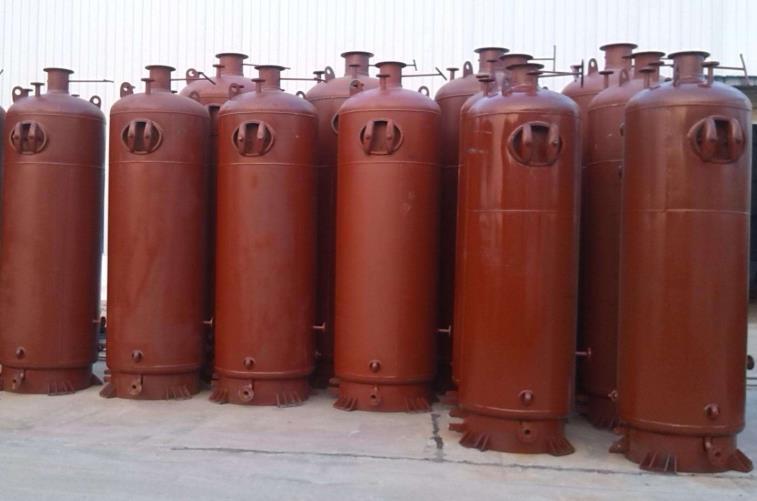 小型立式燃气锅炉